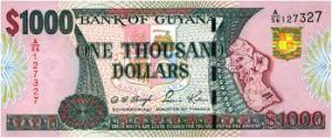 guyana note