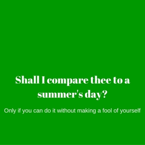 Shall I compare thee to a summer's day_